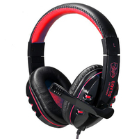 Plextone PC750 High Quality Computer Game Gaming Stereo Bass Headphone Headset Earphone With Mic Microphone For