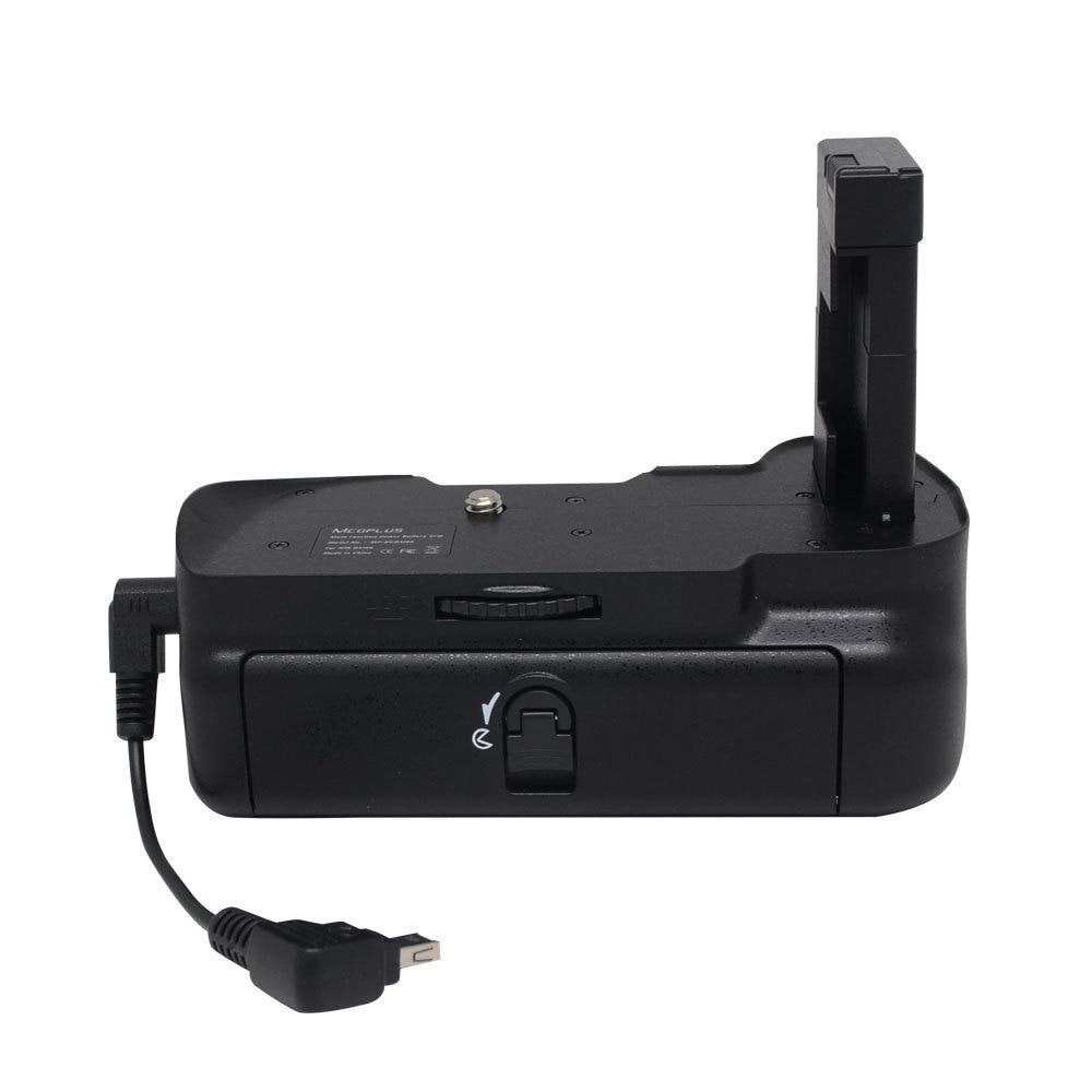 Nikon D5100 EN-EL14 үшін MeiKe тік батарея ұстағышы