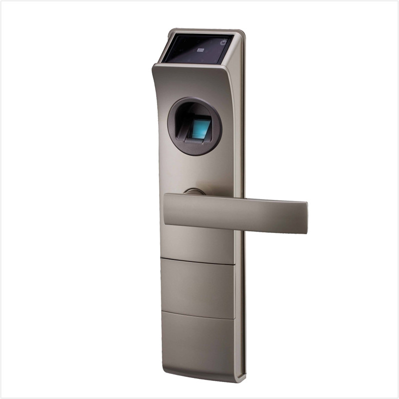 L s biometric electronic door lock smart fingerprint touch for 1 touch fingerprint door lock