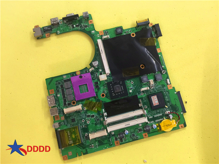 Original FOR <font><b>MSI</b></font> Megabook <font><b>GX620</b></font> GT625 GT627 laptop motherboard ms-16511 ms-1651 fully tested AND working perfect image