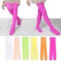 15 colores niños niñas bebé suave panti medias medias de la danza del ballet de terciopelo xs/s/m/l/xl