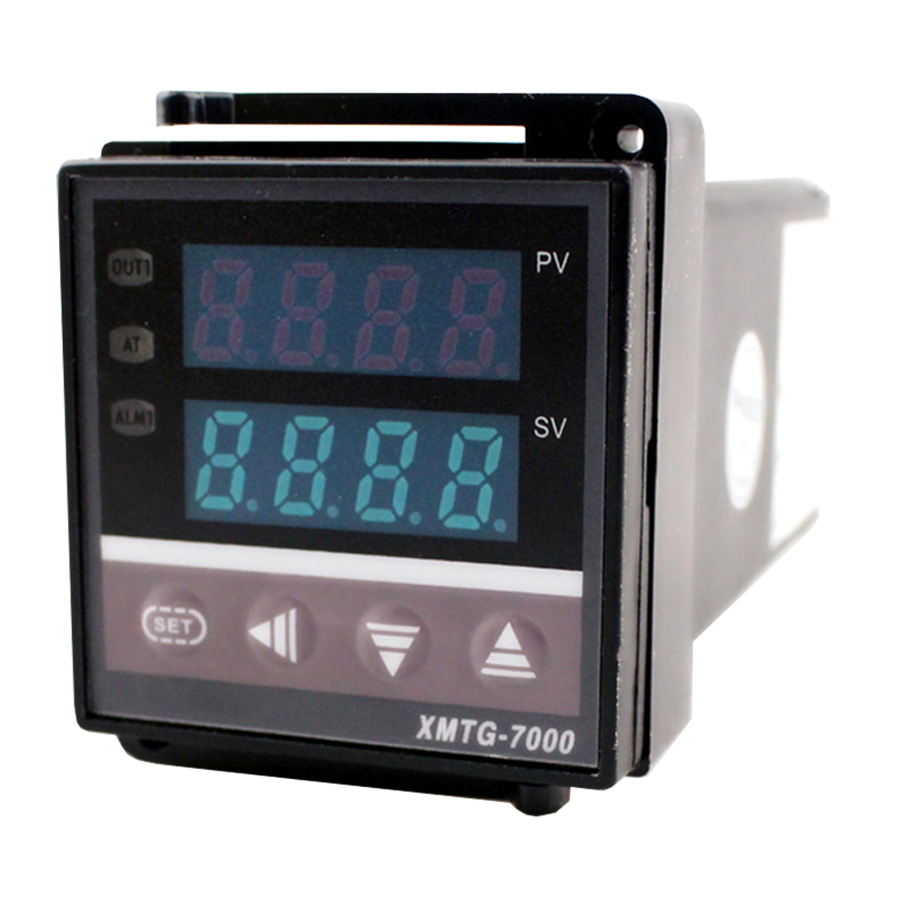 48*48mm XMTG-7511P LED Display Industrial Usage Digital Temperature Control, Temperature Regulator 32segments to run a heating