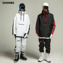 2018 winter Snowboarding Sets Women Camping Hiking snow mountain Waterproof Warm Outdoor sport Jacket Pants trousers Ski clothes