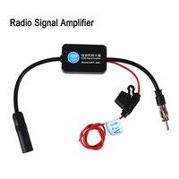 12V Car Antenna Radio Signal Amp Amplifier Booster
