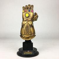 Thanos Infinity Gauntlet Avengers Infinity War Superhero PVC Action Figures toy Iron Man Anime Avengers Thanos Movable Doll Gift