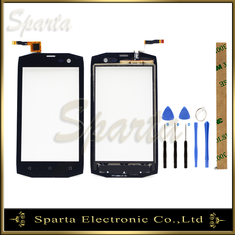 Touch Screen For Vertex Impress Action Touch Screen Front Panel Glass Replacement