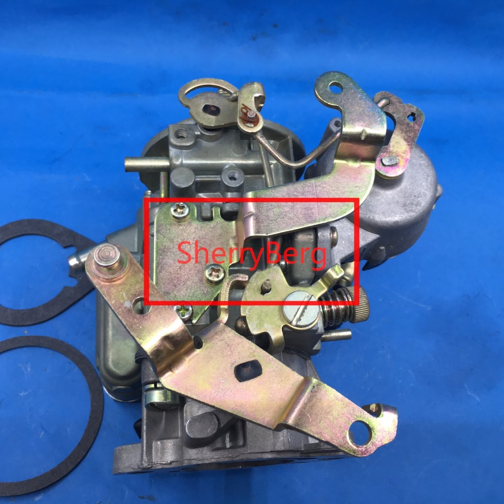 hight resolution of free shipping 1 barrel carb carburetor fit chevrolet chevy gmc v6 6cyl 4 1l 250 4 8l 292 engin carburettor in carburetors from automobiles motorcycles on
