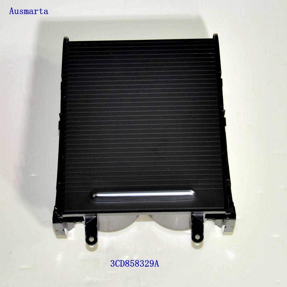 NOUVEAU VÉRITABLE Pour Passat B6 B7 CC center console porte-gobelets 3C0 858 329 Un 3C0858329A 3C0-858-329-A