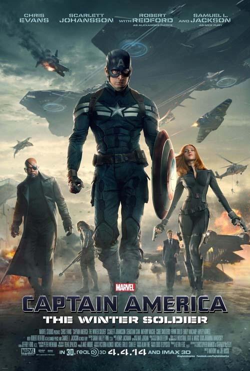 <font><b>Home</b></font> Wall <font><b>Decor</b></font> Print Captain America The <font><b>Winter</b></font> Soldier 40x60cm Custom Wall Sticker Movie Poster Free Shipping