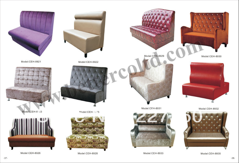 Restaurant Furniture/ Booth Seating/Hotel Furniture/ Restaurant Chair/  Banquet Chair/Commercial