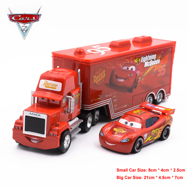 Mrs. V... Pixar CARS Movie 1:55 Die Cast Car Series 4 Race-O-Rama Mini Disney