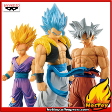 Original Banpresto Resolution of Soldiers Grandista Collection Figure - ULTRA INSTINCT SON GOKU Gohan Gogeta