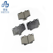 4pcs/set Good quality BRAKE PADS for 2010 Volkswagen Skoda  RS