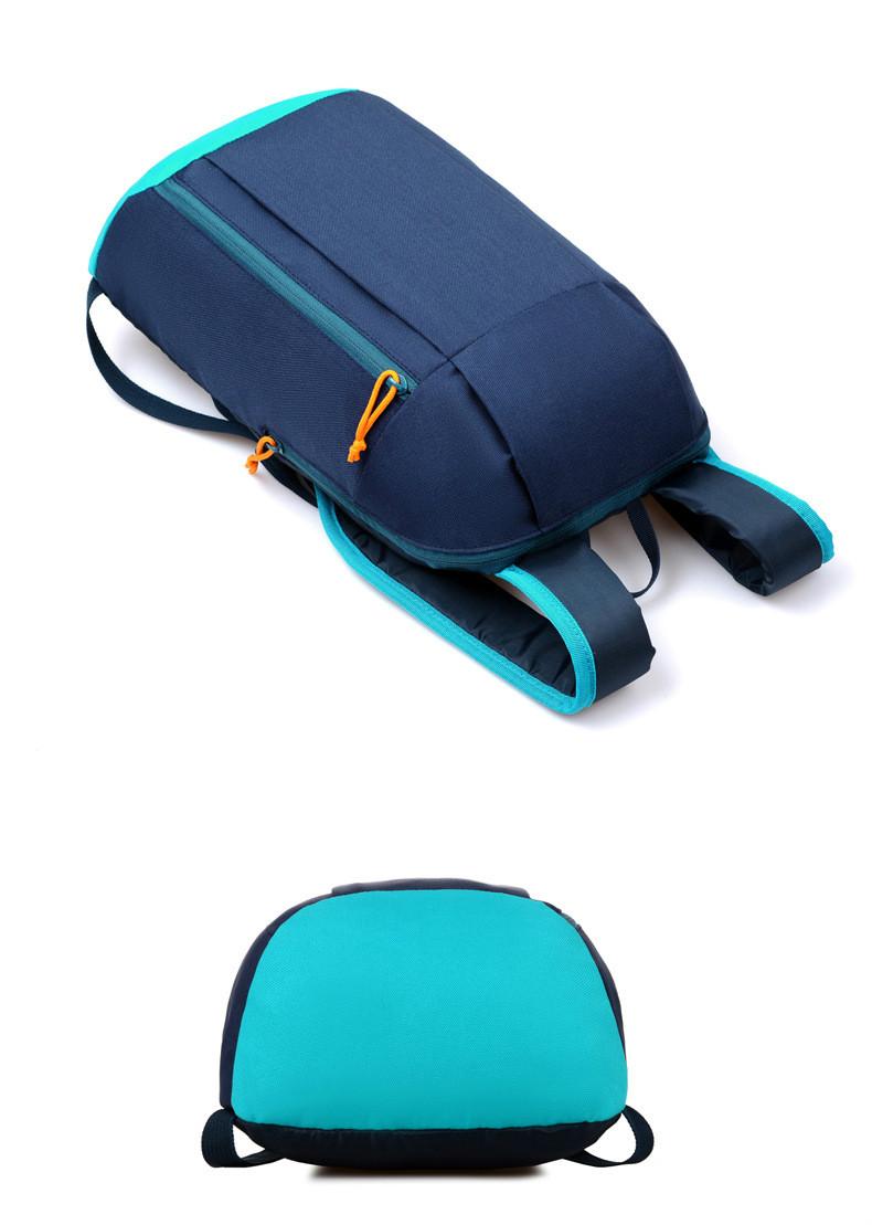 Waterproof S ports Backpack Out Door Luggage Shoulder Women Men School Bags Bagpack Mini Small Teenage Travel Rucksack 12