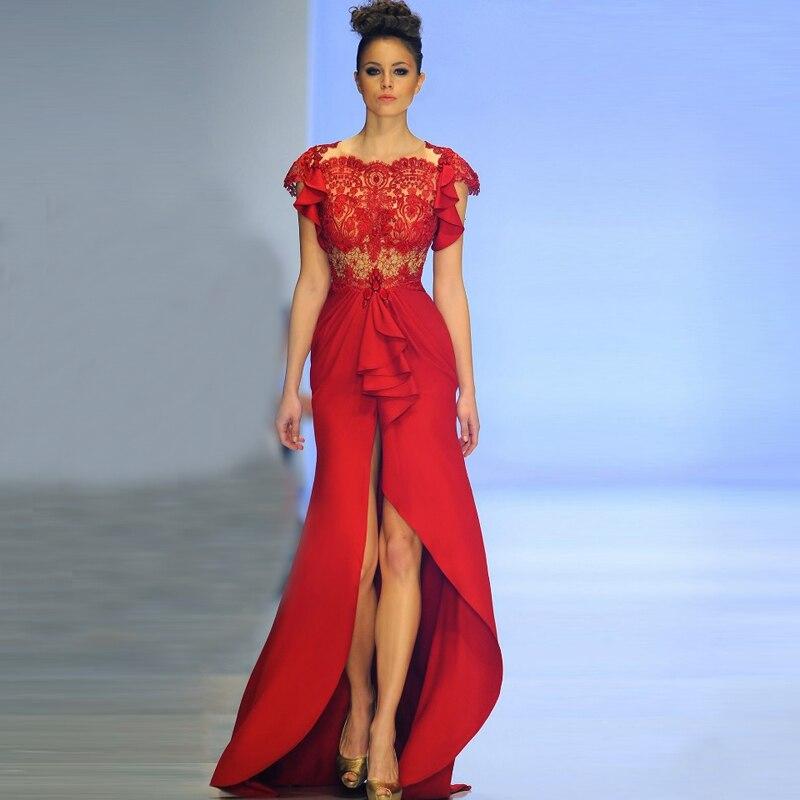 Popular Red Winter Formal Dresses-Buy Cheap Red Winter Formal ...