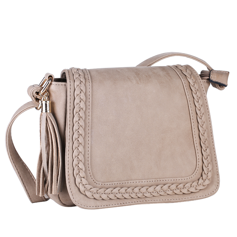 Mihaivina New Suede Leather Women Messenger Bags Casual Shoulder Bag High Quality PU Leather Tote Bag Tassel Handbags Bolosa vintage punk tassel shoulder bags pu leather handbags women messenger bag casual tote bag small crossbody bags