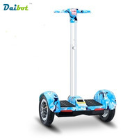 10 ''Bluetooth ХОВЕРБОРДА балансируя умный Баланс колеса с пульта дистанционного управления регулируемый handbar для детей и взрослых