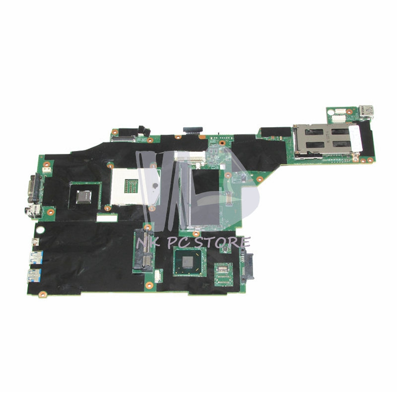 Fru 04y1423 MAIN BOARD For Lenovo thinkpad T430 Laptop Motherboard QM77 DDR3 NVS 5400M 1GB Video Card for lenovo l430 thinkpad motherboard fru 04y2001 hm76 s989 integrated