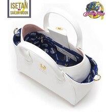 MSMO Sailor Moon Bag Samantha Vega Luna Women Handbag 20th Anniversary Cat Ear Shoulder bag Hand Bag