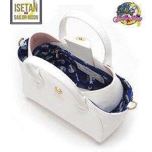 Image 2 - MSMO Sailor Moon Bag Samantha Vega Luna Women Handbag 20th Anniversary Cat Ear Shoulder bag Hand Bag