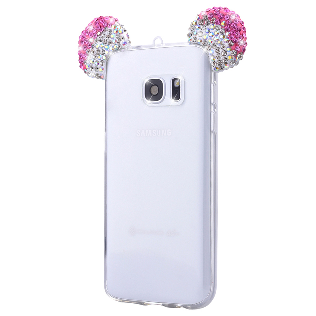 coque samsung galaxy s7 diamant