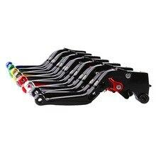 for Kawasaki motorcycle brake handle Ninja 300 folding horn telescopic six speed control hand pull rod