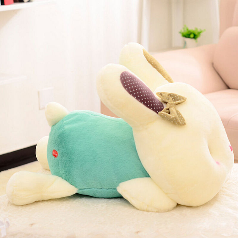 Toyzhijia Cute Bunny Doll Rabbit Toy With Long Ears Rabbit -6589