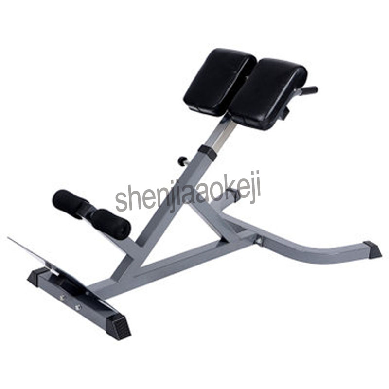 Commercial multi-function sports Roman chair waist and abdomen slimming fitness chair Roman stool back trainer exercise Gym home roman artefacts and society