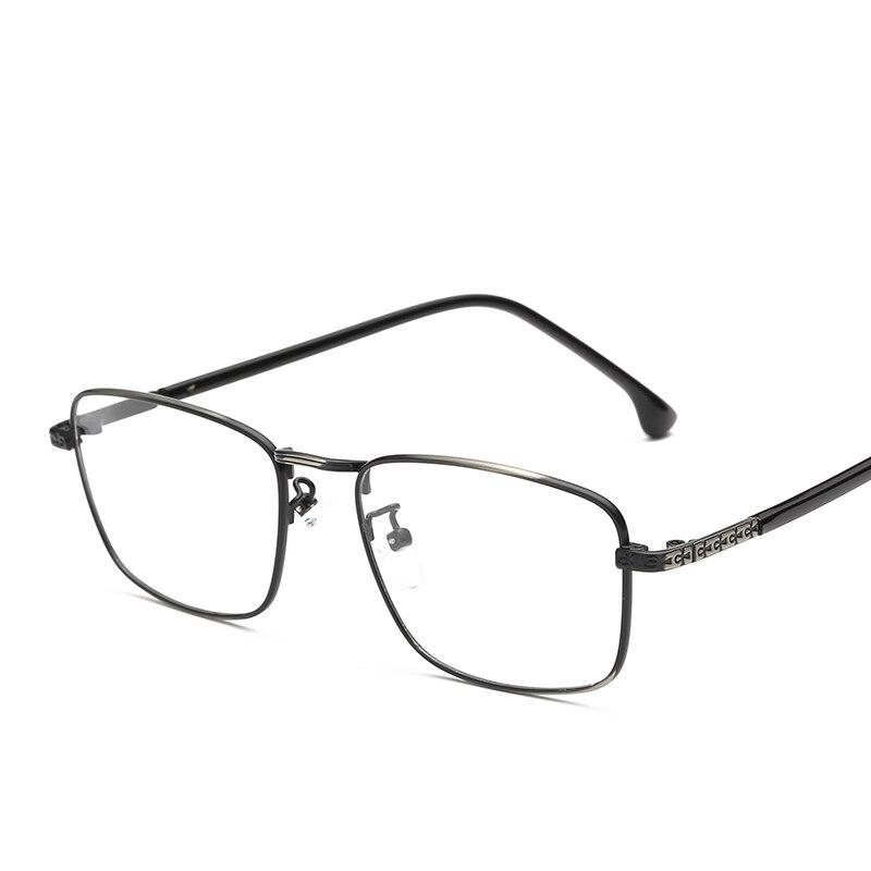 metal thin frame glasses