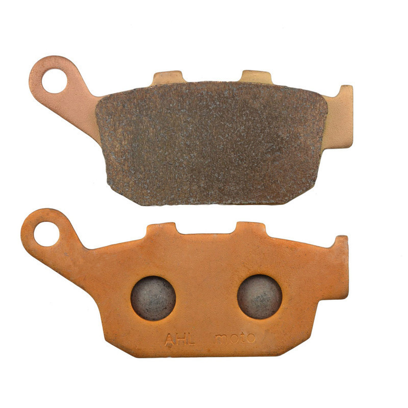 Motorcycle Brake Parts Brake Pads For HONDA CB400 CB 400 NC 36 NC36 1997-1998 Rear Motorbike Brake disks #FA140 motorcycle brake parts brake pads for honda nv400 nv 400 cj ck steed 1992 1993 front motor brake disks fa124