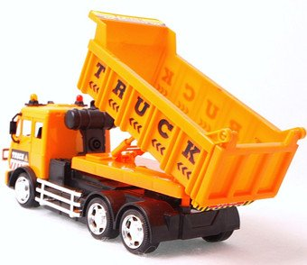 infrared remote control construction dumpers with light funny kids tipper truck toys children. Black Bedroom Furniture Sets. Home Design Ideas