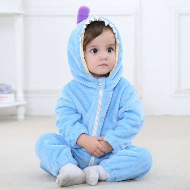 656a7aac6 Newborn baby rompers Winter Autumn Spring Baby Boy Clothes Cartoon ...