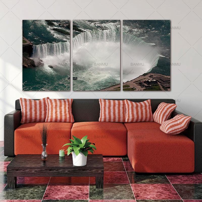 Buy niagara falls art and get free shipping on AliExpress.com