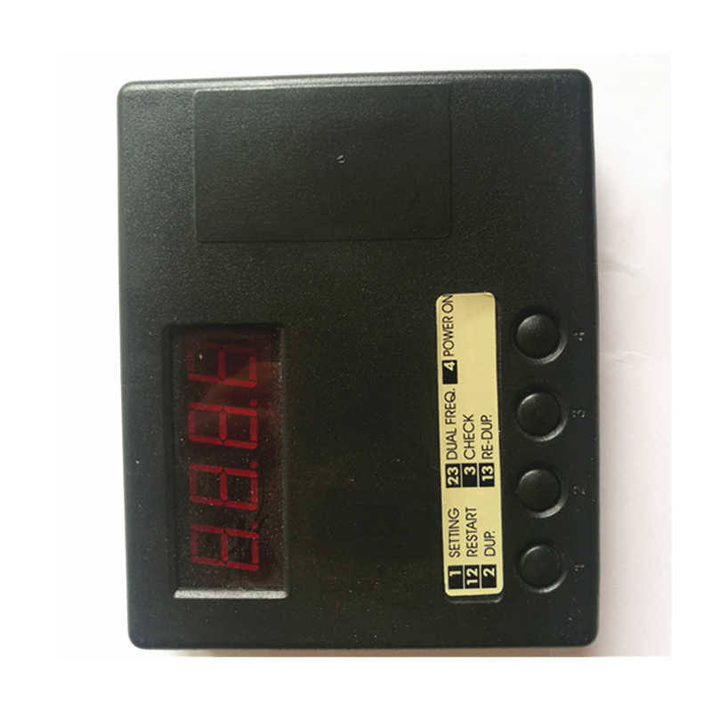 Remocon RMC-888 пульт дистанционного управления Дубликатор машина двойной RF Klom 6 Pin совместимый