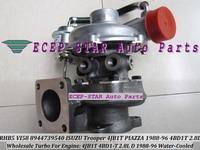 Water Cooled Turbo RHB5 VI58 8944739540 VD130047 8970192920 VI35 For ISUZU For Holden Trooper 4JB1T PIAZZA 88 96 4BD1T 2.8L 97HP