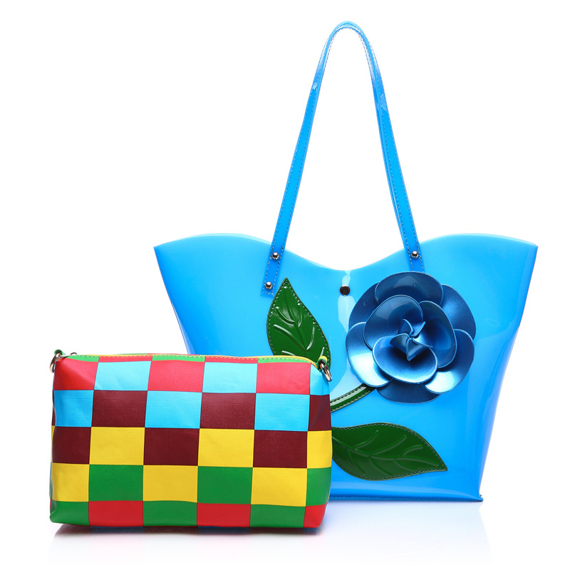 Popular Plastic Tote Bags-Buy Cheap Plastic Tote Bags lots from ...