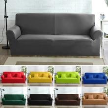 Высокая Класс Крышка для мебели диван кресло современный Гостиная чехол для дивана из стрейчевого эластичного материала диване чехол из хлопка на возраст от 1/2/3/4 местный