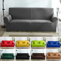 High Grade Abdeckung für Sofa Möbel Sessel Moderne Wohnzimmer Sofa Abdeckung Stretch Elastische Couch Schutzhülle Baumwolle 1/2 /3/4 sitzer
