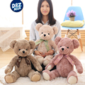 Cute Teddy Bear Doll Plush Toy kids toys Ribbon Bear Dolls ty plush animals girlfriend gift