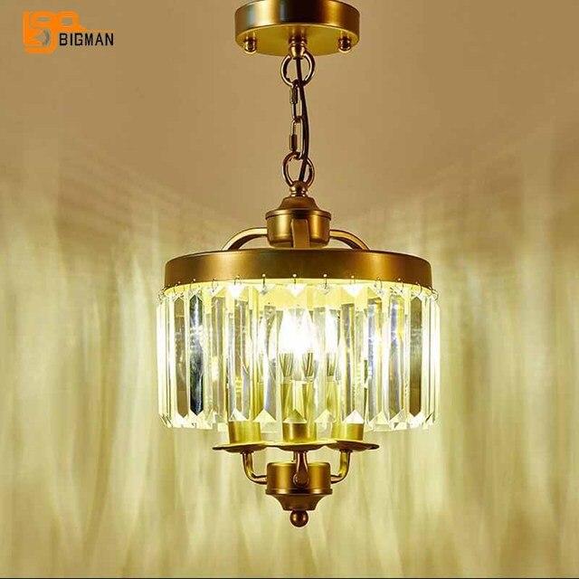Inteligentny Nowy w stylu art deco kryształ lampa żyrandol oświetlenie black IE55