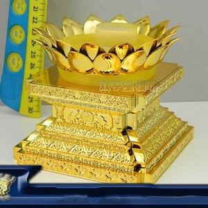 Image 4 - LC mô hình EX Vàng hoặc Ánh Sáng Hoa Sen nền tảng cho Bandai Virgo Shaka
