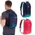 Mochila mujeres hombres mochila mochila impresión de la lona I0L pequeña portátil de viaje mochilas para adolescentes niñas mochila feminina