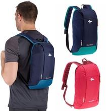 backpack women backpack men camping canvas printing backpack  I0L small portable travel  backpacks for teenage girls mochila