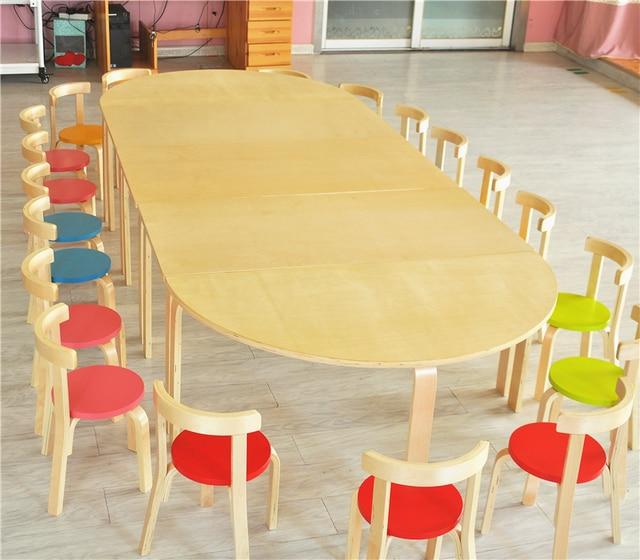 Vivero muebles de madera maciza mosaico arte combinación de ...