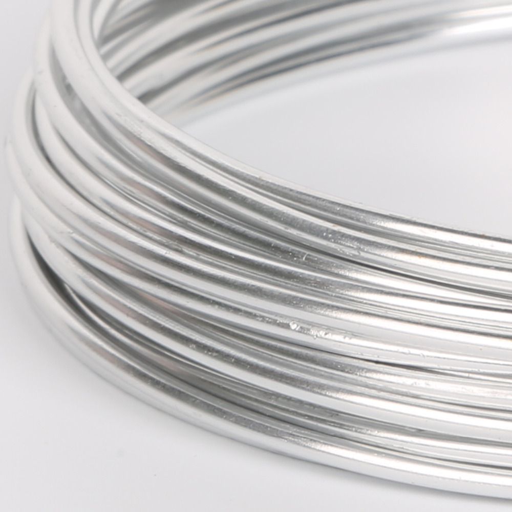 New arrivals 12colors length 5m anodized aluminum round wire dead new arrivals 12colors length 5m anodized aluminum round wire dead soft diy jewelry craft metallic beading wire 12 gauge 2mm in jewelry findings solutioingenieria Image collections