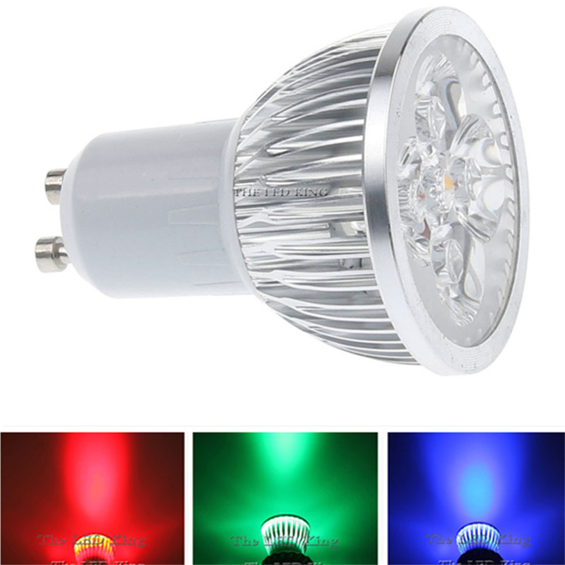 New High Power Lampada Led MR16 GU10 COB 9w 12w 15w Not Dimmable Led Cob Spotlight Warm Cool White MR16 12V Bulb Lamp GU 10 220V
