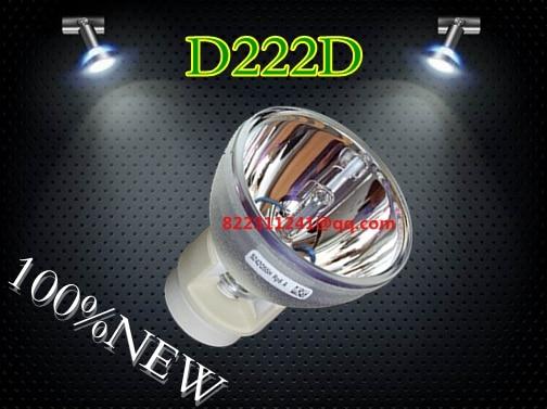 100% New Original Projector Bare Lamp P-VIP 180W E20.8 for Acer D222D 100% new original projector bare lamp p vip 180w e20 8 for vivitek hp2055f 0 projector lamp