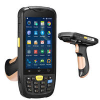 IssyzonePOS Android Pos Terminal Rugged PDA 1D 2D Barcode Wireless Scanner 4G WiFi Bluetooth GPS NFC Warehouse Data Collection