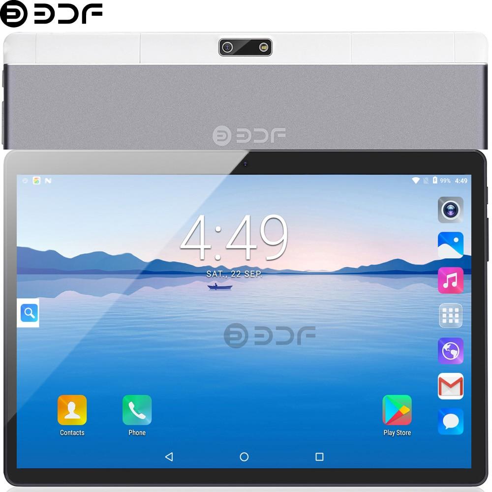 2020 New Tablet Pc 10 Inch Android 7.0 Quad Core Bluetooth WIFI SIM 3G Network Phablet 1GB RAM 32GB ROM Tablets