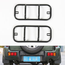 For Suzuki Jimny 2007-2015 Metal Rear Fog Light Cover Trim Guards Protector Bumper Car Accessories Fog Lamp Car-Styling Hoods